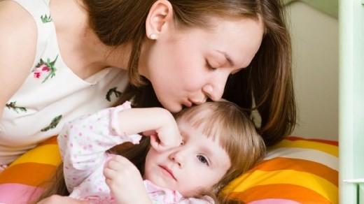 Дневной сон способствует повышению ума у детей