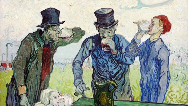 Почему одни становятся алкоголиками, а другие — нет?