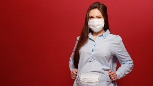 Может ли ребенок заразиться коронавирусом в утробе матери