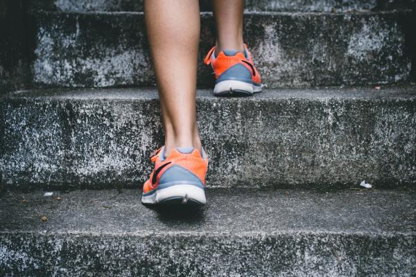 Плохая физическая форма в молодости грозит псориазом в зрелости